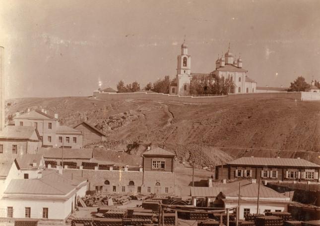 Спасо-Преображенский женский монастырь в Каменске-Уральском