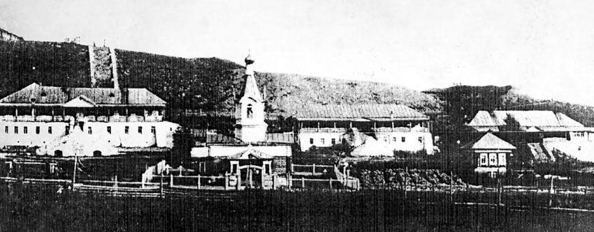 Сарсинский Боголюбский женский монастырь