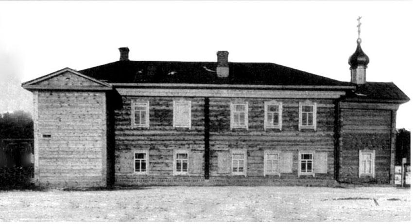 успенский женский монастырь верхотурье