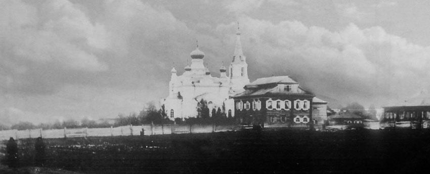 Введенский Красносельский женский монастырь