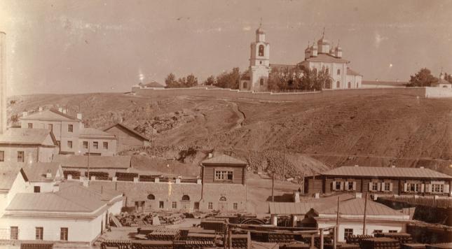 Спасо-Преображенский женский монастырь