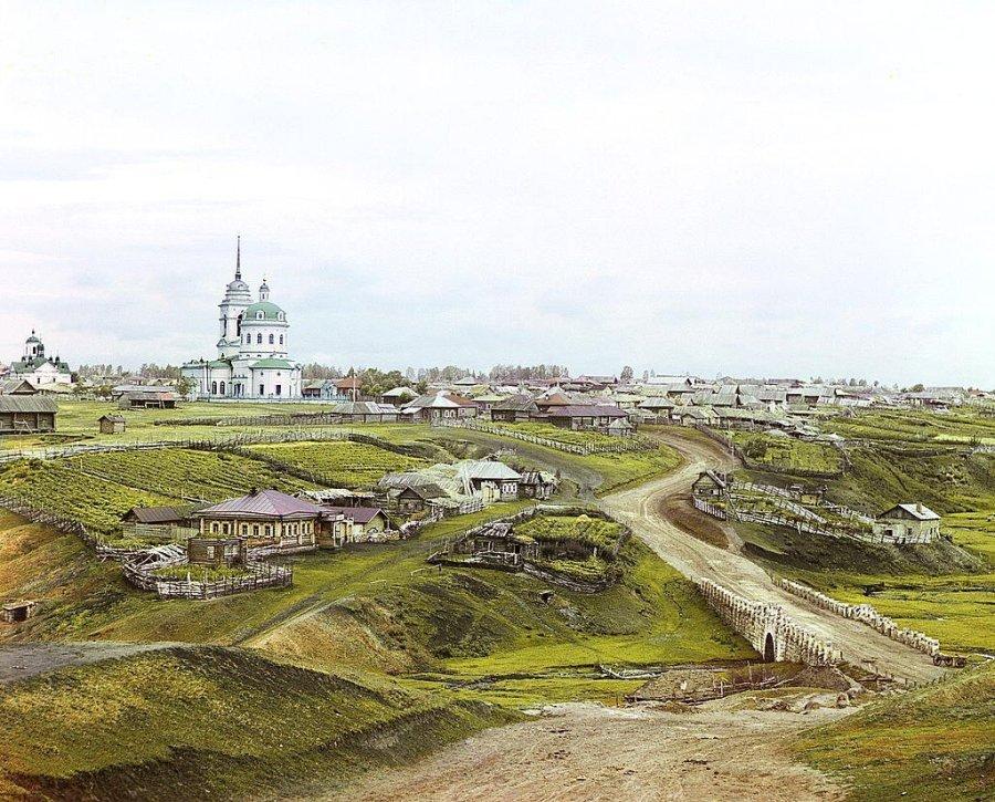 Колчеданский Свято-Покровский женский монастырь
