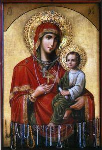 Икона Божией Матери «Скоропослушница» в Алапаевске