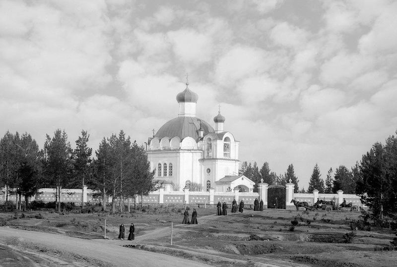 Скорбященский женский монастырь в Нижнем Тагиле