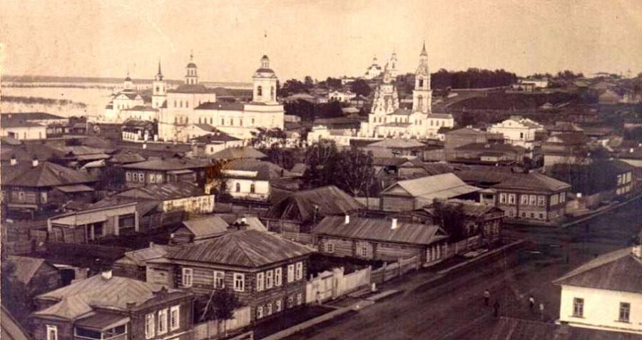 Свято-Николаевский женский монастырь в Туринске