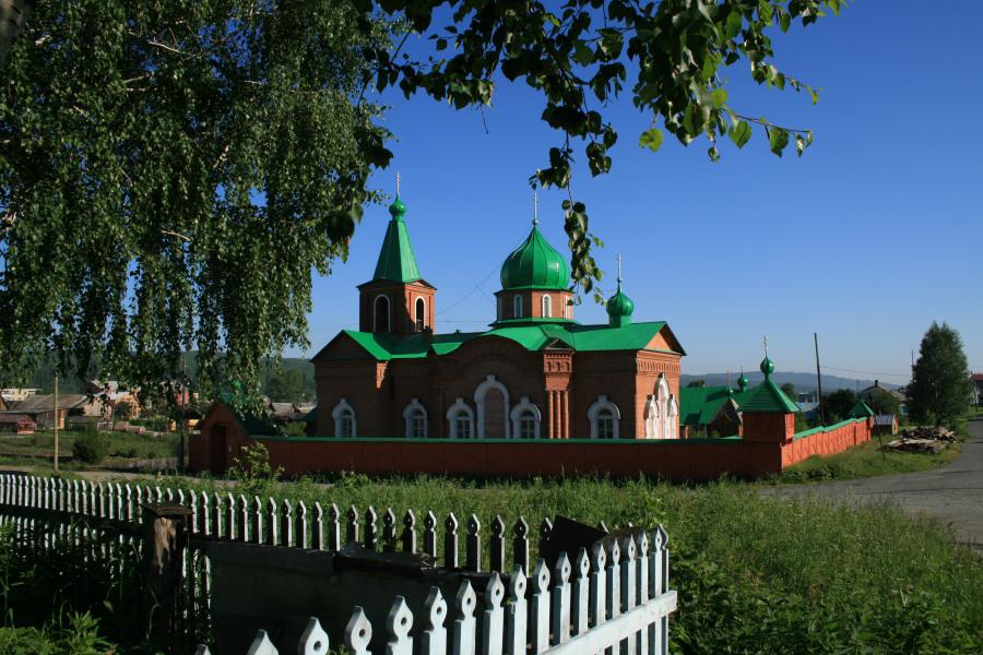 Свято-Троицкий Всецарицынский монастырь