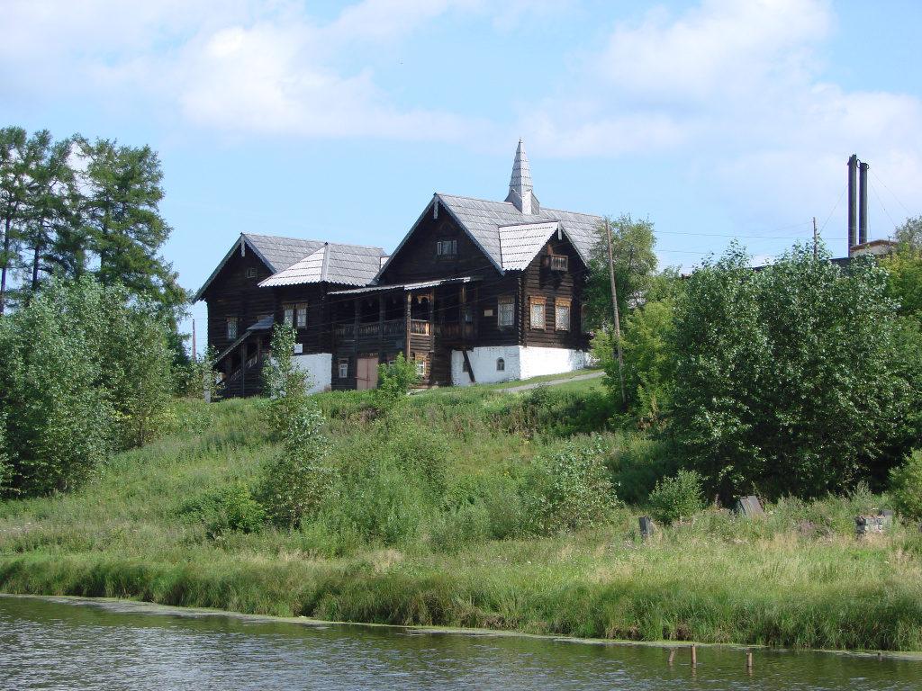 """Дом для почетных гостей (""""Царский домик"""") в наши дни"""
