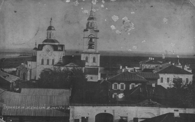 Свято-Николаевский монастырь в Туринске