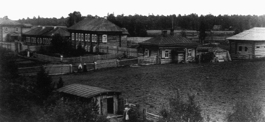 Успенский монастырь. Фото начала XX века