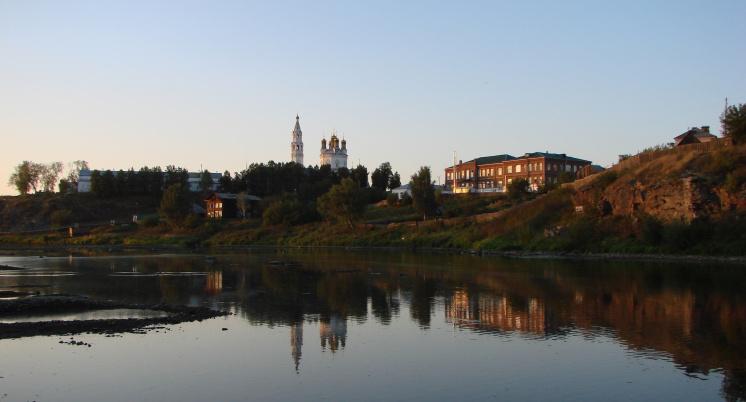Верхотурье- духовная столица Урала