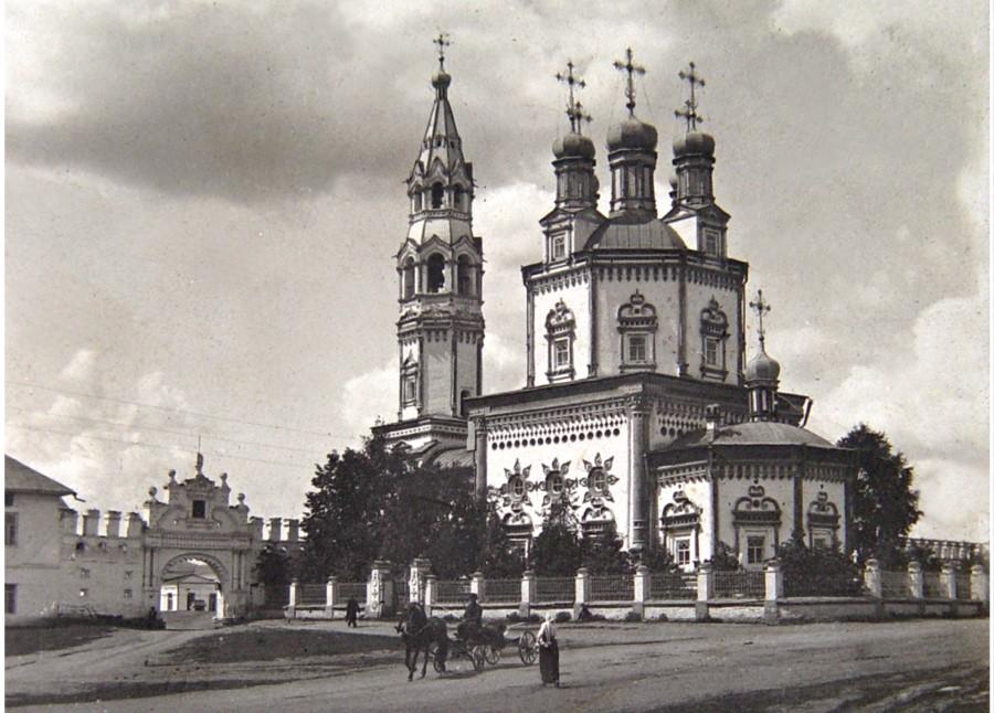 Свято-Троицкий собор в Верхотурье