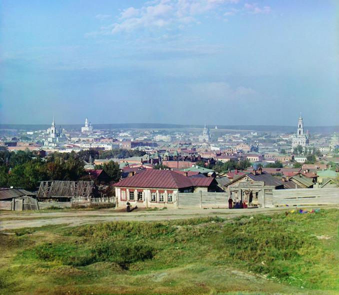 Храмы центральной части Екатеринбурга