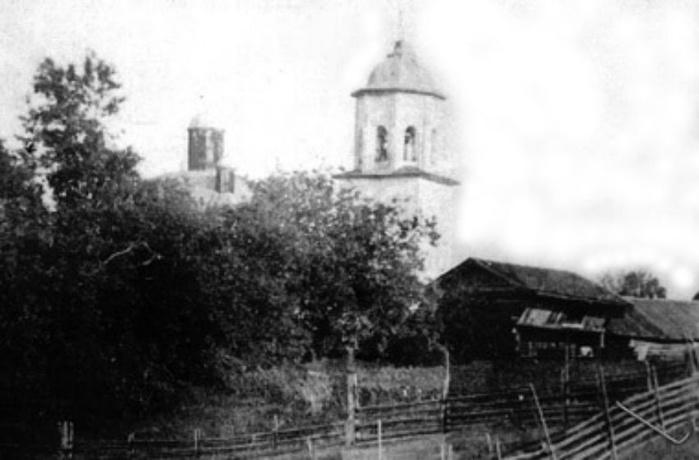 Казанская церковь в середине XX века