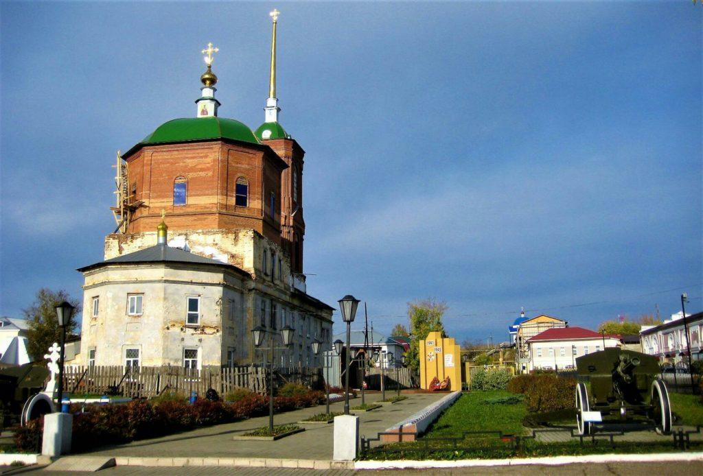 Красноуфимск: история и достопримечательности: Троицкий собор сегодня