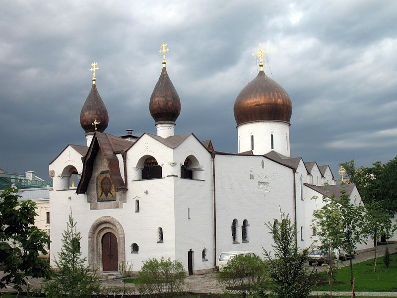 Марфо-Мариинская обитель в Москве, основанная Елизаветой Федоровной