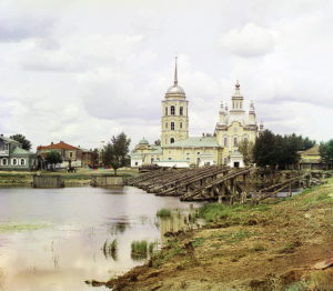 Преображенский собор в Шадринске