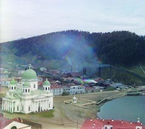 Златоустовский завод и Троицкий собор