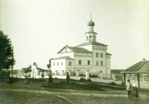 Монастырь Иоанна Богослова в Чердыни