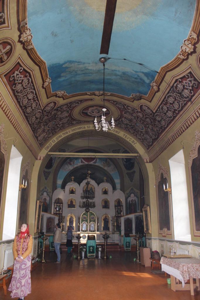 В Петропавловском храме Черноисточинска