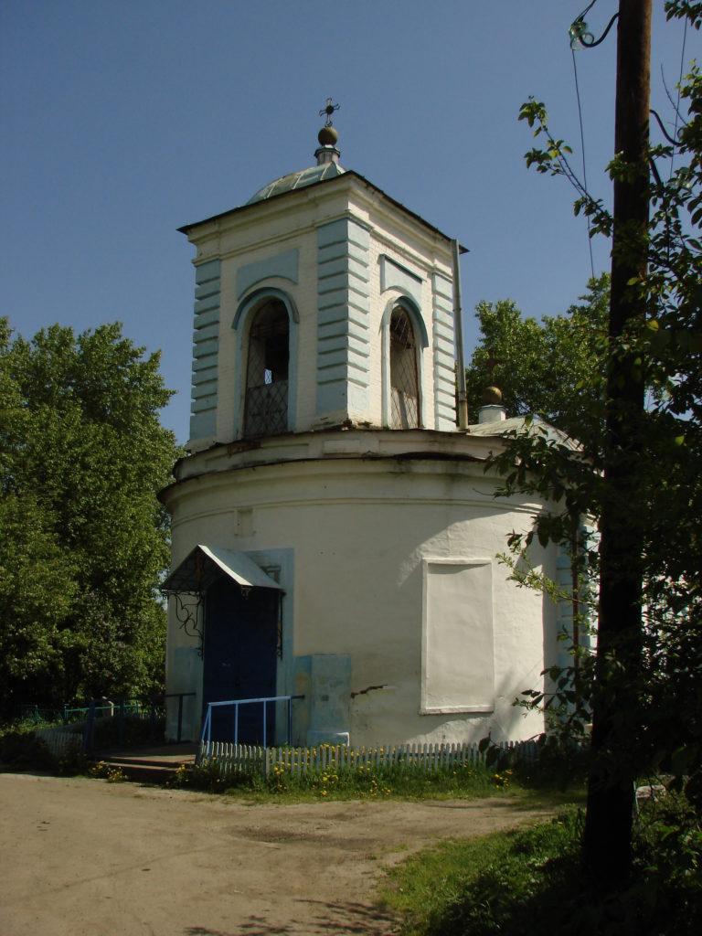 Колокольня Успенской церкви в Верхотурье