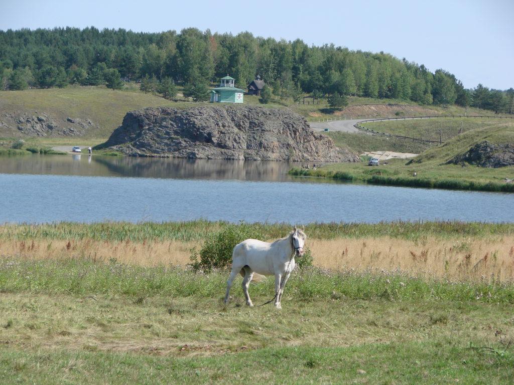 Часовня Александра Невского в Нижней Синячихе