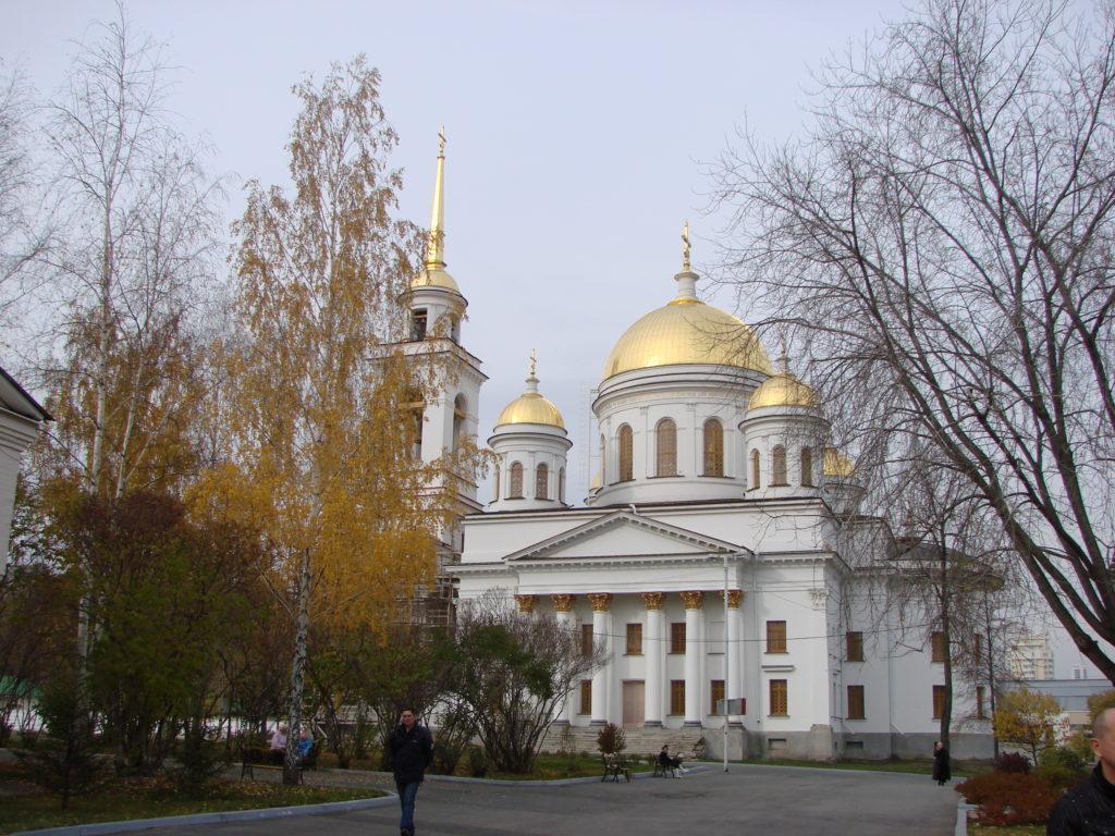Собор Александра Невского в наши дни