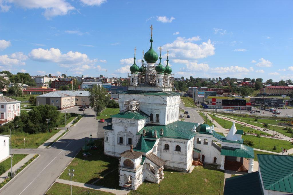 Свято-Троицкий собор в Соликамске