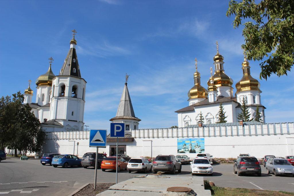 Троицкий монастырь в Тюмени сегодня