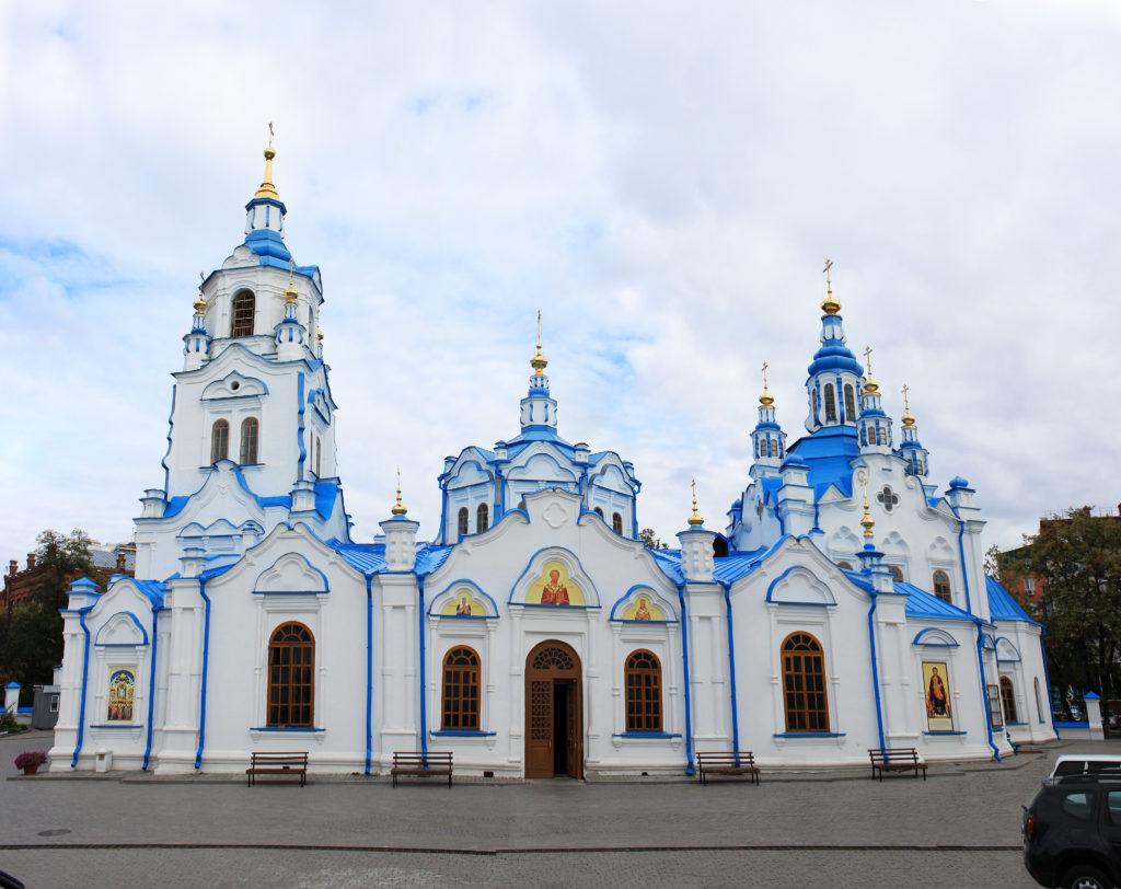 Знаменский собор в наши дни