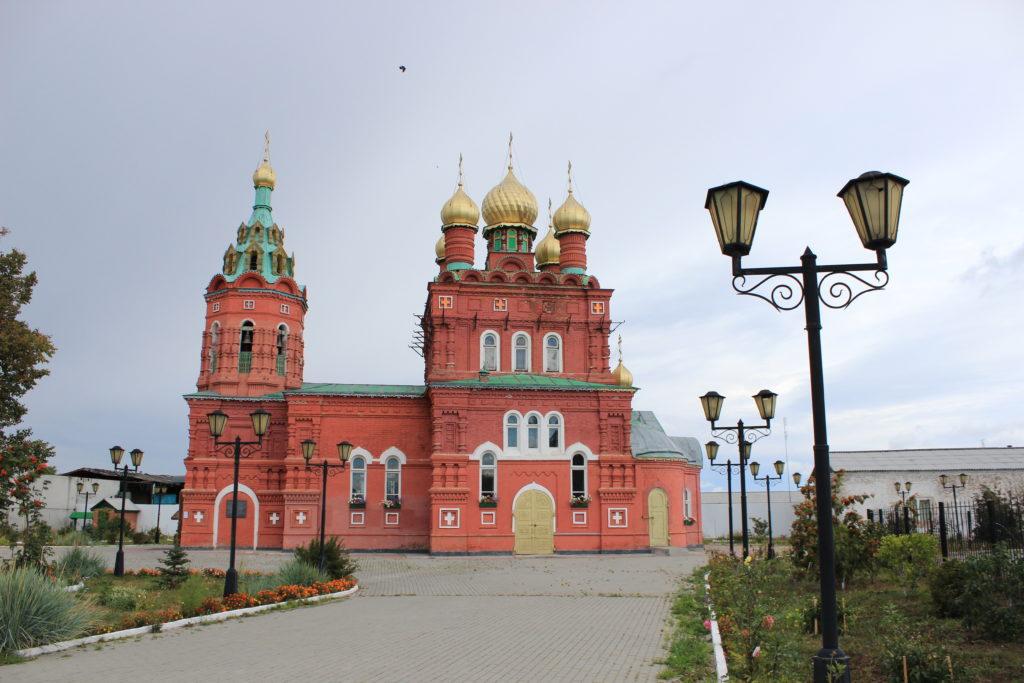 Храм в Кулаково