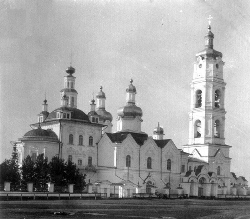 Богоявленский собор в Ирбите