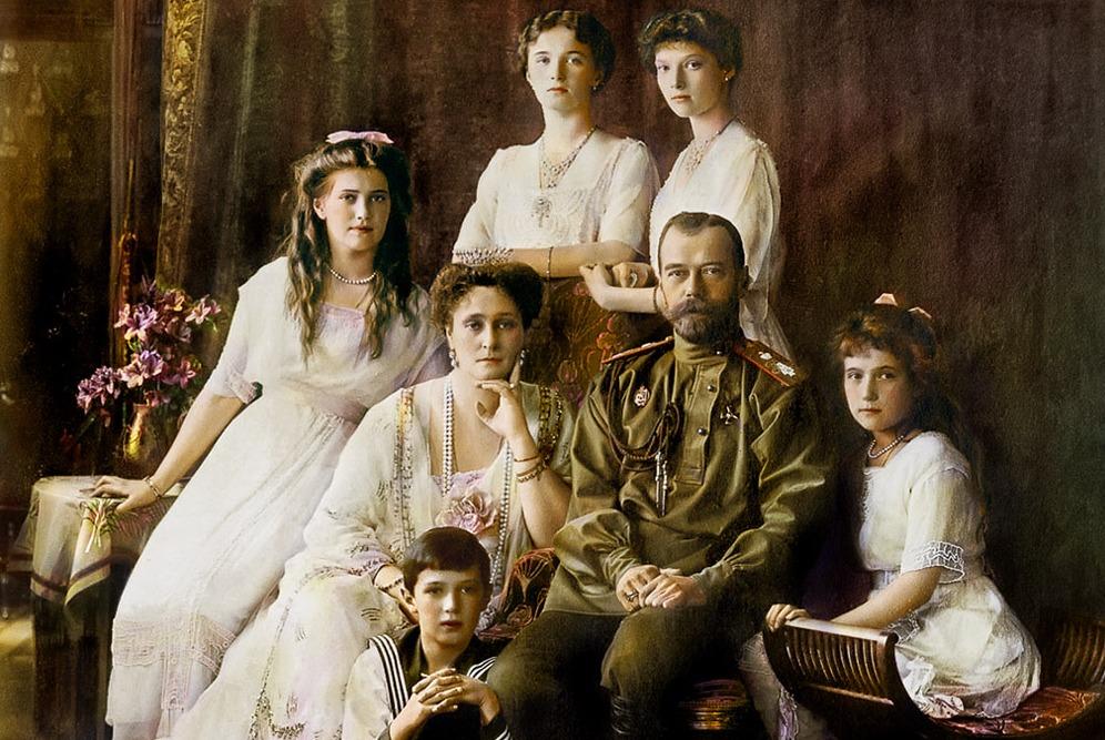 Главный монастырский храм посвящен семье императора Николая II