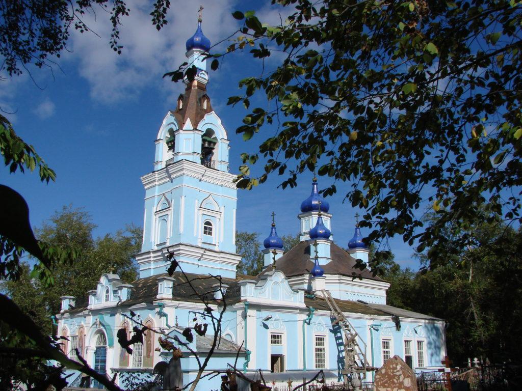 Собор Иоанна Предтечи в Екатеринбурге