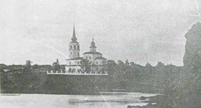 Знаменский храм в Верхотурье