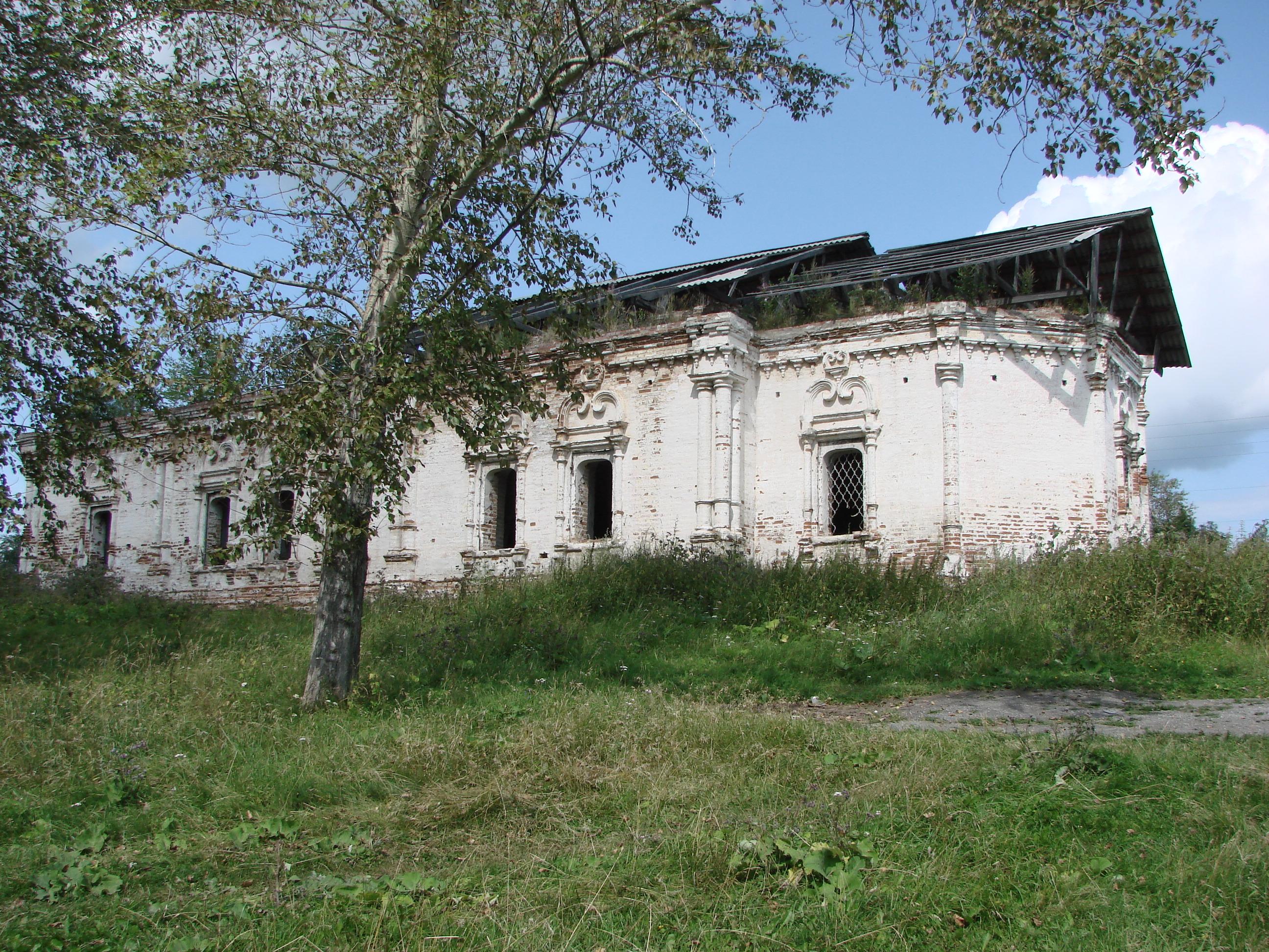 Знаменский храм в наши дни