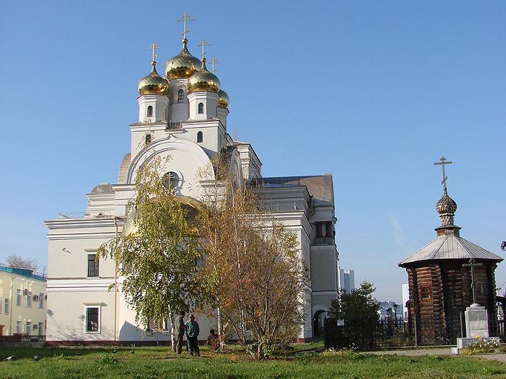 Храм во имя святителя Николая Чудотворца при Культурно-просветительском центре «Царский»