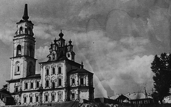 Храм Петра и Павла в Североуральске в советские годы
