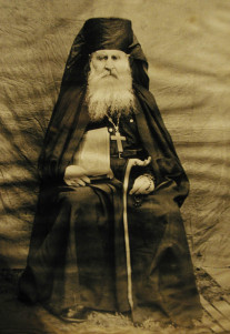Отец Иоанн Кевролетин