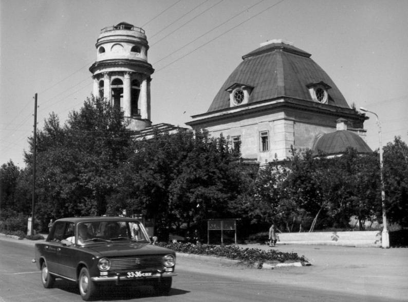 Свято-Троицкий храм в советские годы