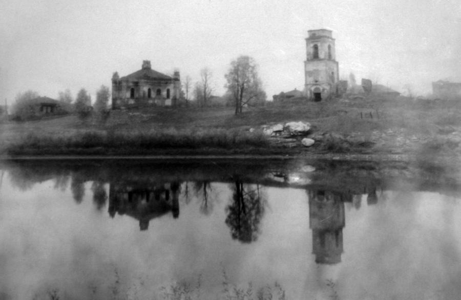 Меркушинский храмовый комплекс в советские годы