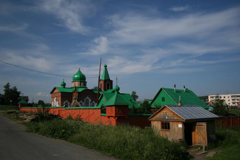 Часовня над колодцем в честь святителя Николая Чудотворца
