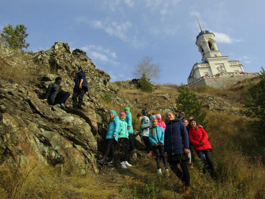Экскурсия по Режу: история и достопримечательности (На экскурсии у Орловой горы)