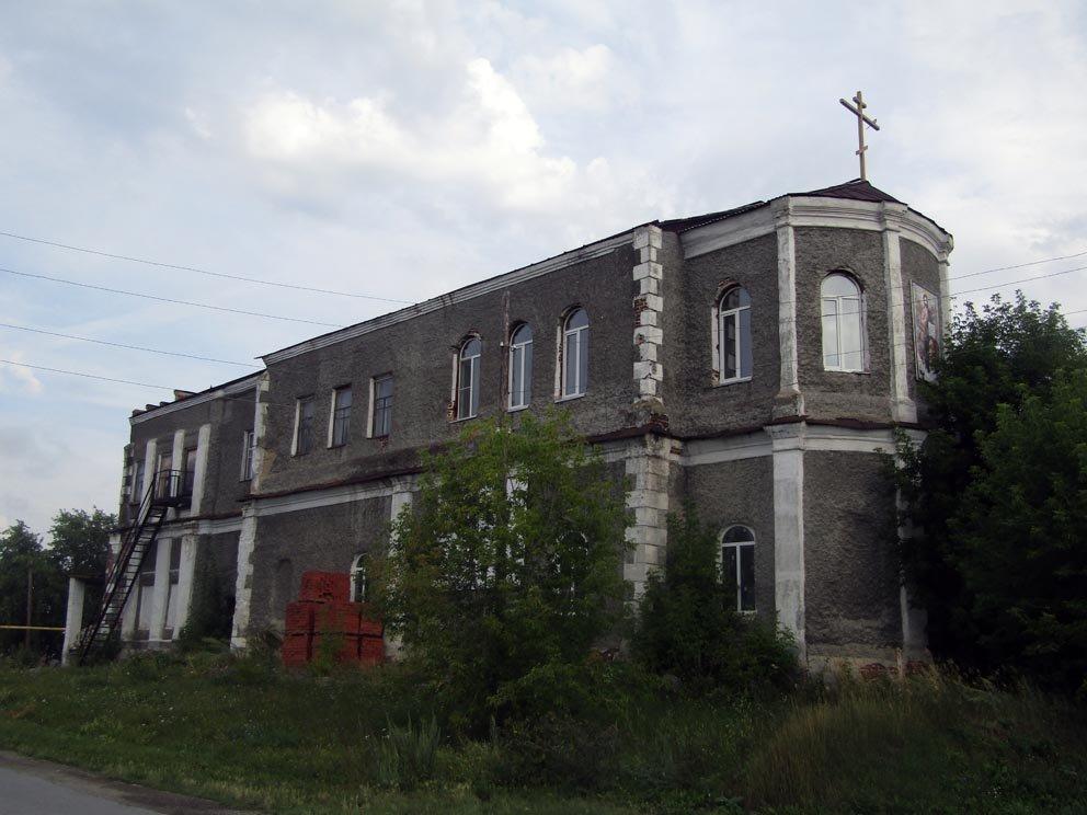 Христорождественская церковь в селе Калиновское