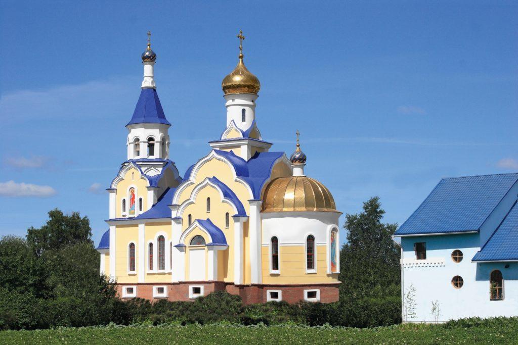 Храм в честь святого равноапостольного великого князя Владимира и великомученицы Екатерины