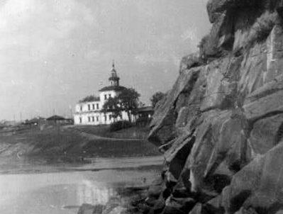 Знаменская церковь в Верхотурье в советские годы