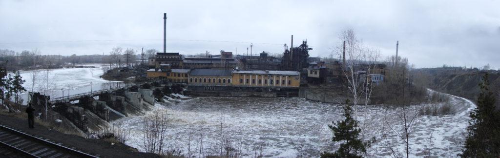 Новый завод на Нейве (19 век)