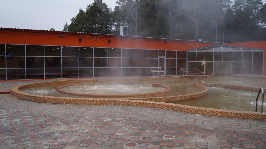 Источники находятся близ Туринска в поселке Водоисточник