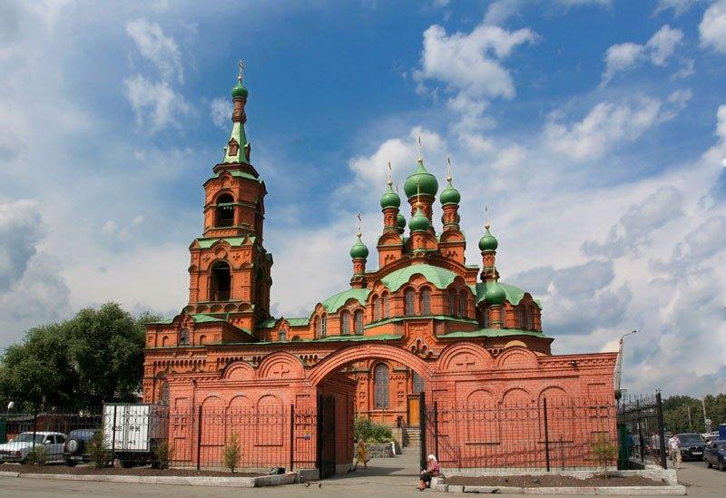 Свято-Троицкий храм сегодня