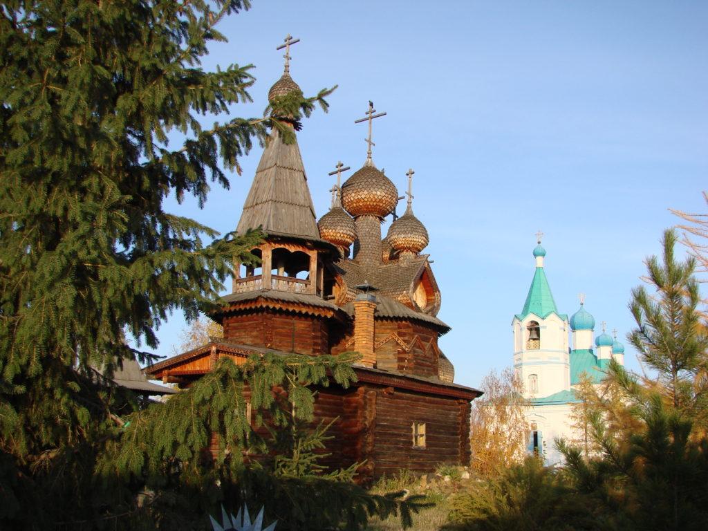 Троицкий храм-часовня