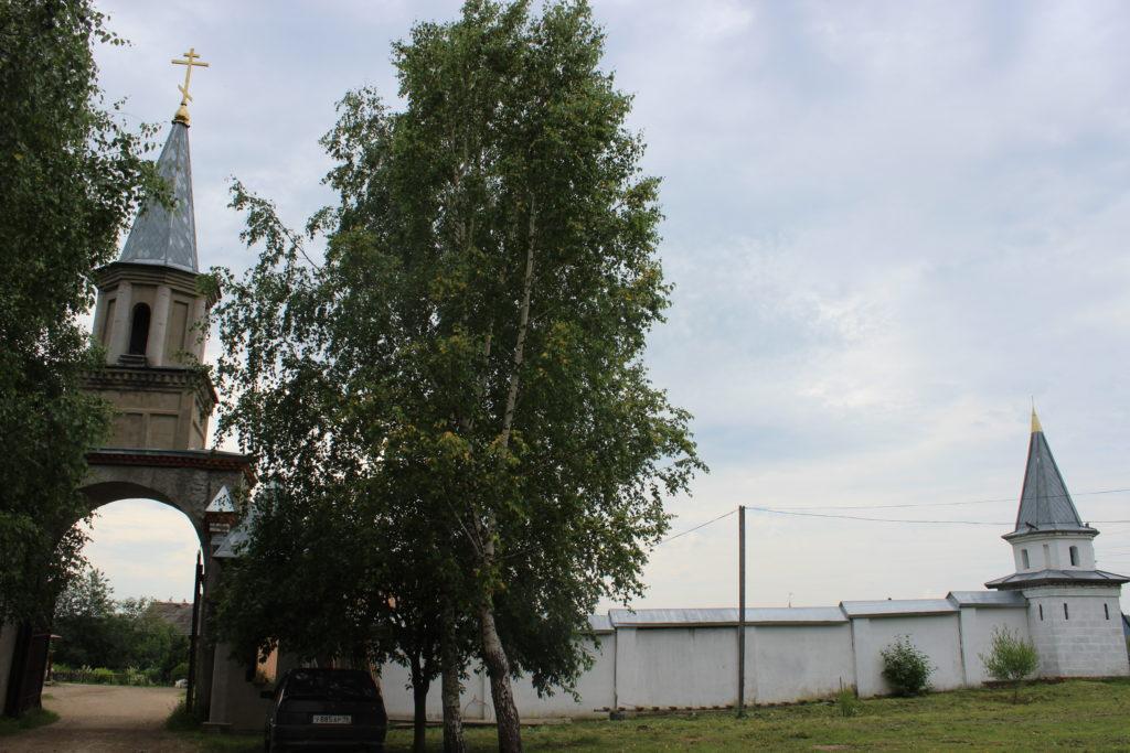 Верхне-Чусовская Казанская Трифонова Пустынь: ворота в обитель